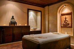 Cascades Spa - Thai room