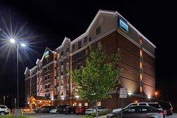 Hotel Exterior Route 1 1-95 side Stafford VA