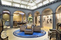 Lobby, La Clef Louvre Paris
