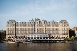 Amstel Hotel - Exterior - After restoration