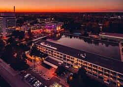 Original Sokos Hotel Tapiola Garden Outside