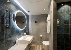 Original Sokos Hotel Vaakuna Kouvola Repovesi Standard Room Bathroom