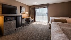 Junior Suite Double King With Balcony