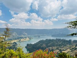 Wenchi Crater lake is a place to visit.