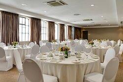 Boardroom 1 - Banquet Setup