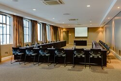 Boardroom Two - Conference Setup