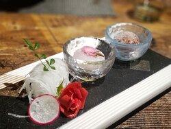 櫻花及黑糖福餅