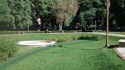 Plaza Libertad: Barrio Retiro, Ciudad de Bs.As. Argentina 2021.