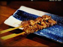 Chicken Heart (HK$ 36/skewer)