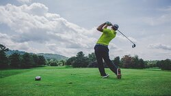 Many great golf courses in Albuquerque such as Ladera & Sandia.