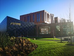 Based in the brand new Nottingham College City Hub building situated in the heart of the city's south side development