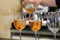 All of our wines have been carefully selected for quality and value, including fabulous house wines