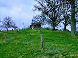 Round Hill Presbyterian Church And Cemetery
