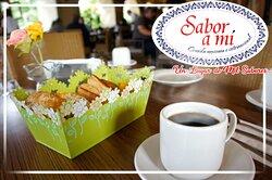 un lugar para desayunar, comer y cenar con amigos, familia o negocios.