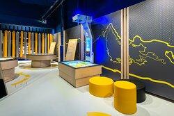 'We are Discovering' Zone - isandbox exhibit