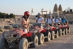 Desert Safari Hurgada