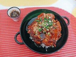 Chicken Teriyaki (Rice Topper)