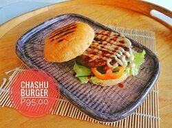 Chashu Burger @ 95.00