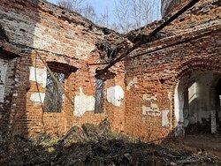 Разруха, запустение, руинирование...