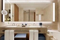 Premier City View Bathroom