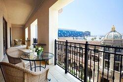Maybourne Suite terrace