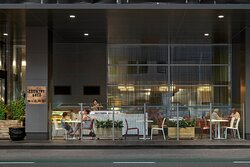 Country Bred - Outdoor Seating