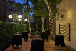 Outdoor Event Patio