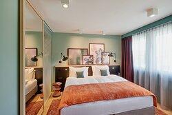 Doppelzimmer Sorell Hotel St Peter