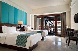 Twin Benoa Resort Room