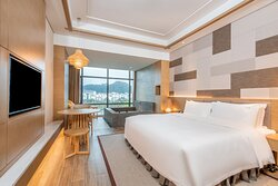 Deluxe Premier Room with Hot Spring