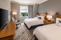 Two-Bedroom Executive Suite - Queen/Queen Guest Bedroom