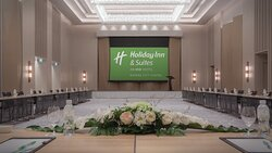 Grand Ballroom with conference style