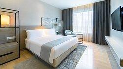 2 Bedrooms Suite - King bed