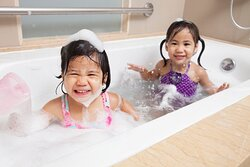 Corner Suites are ideal for family getaways
