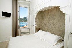 Chambre double Confort - Vue Mer