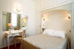 Chambre double Confort - Côté Jardin