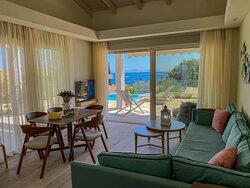 La Riviera Prestige 2 bedroom heated pool villas
