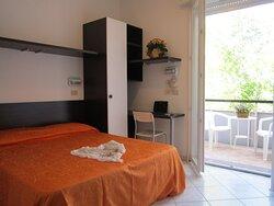Camera Hotel Des Bains Cattolica