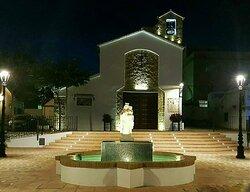The Chapel of Nuestra Señora del Carmen