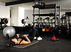 a by adina canberra gym talent