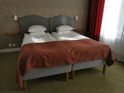 Junior Suite with One King Size Bed