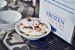 Hôtel Kyriad Guéret Frozen Yogurt