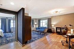 Larger King Suite