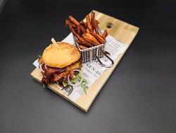 Brasserie Bits&Bites Burger