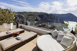 Suite Na Xamena terrace