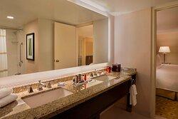 Two Room Suite - Bathroom