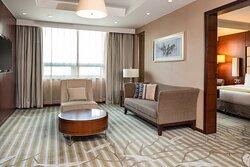 Executive Suite Livingroom
