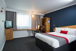 Sleep the whole night in our comfy beds, your home away from home.
