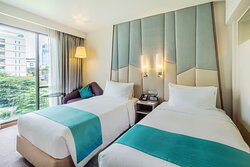 Standard 2 Single Beds room type