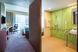 Guest Bathroom - Queen Bed Accessible Room